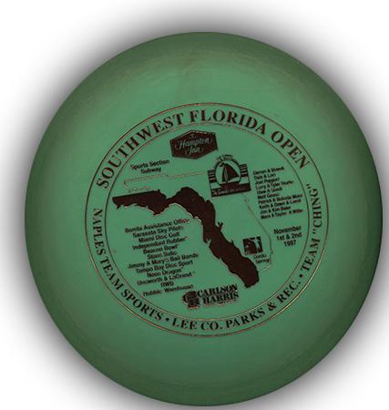 DX Gazelle, 97 SW Florida Open