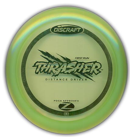 Z Thrasher, 1st Run