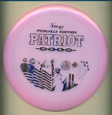 Pinnacle Patriot, Jingoist