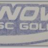 Innova Cut Vinyl Sticker - Blue