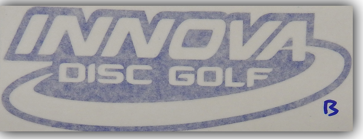 Innova Cut Vinyl Sticker
