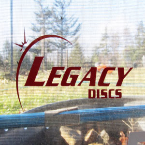 Legacy Window Sticker