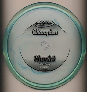 Champion Shark3, Icy