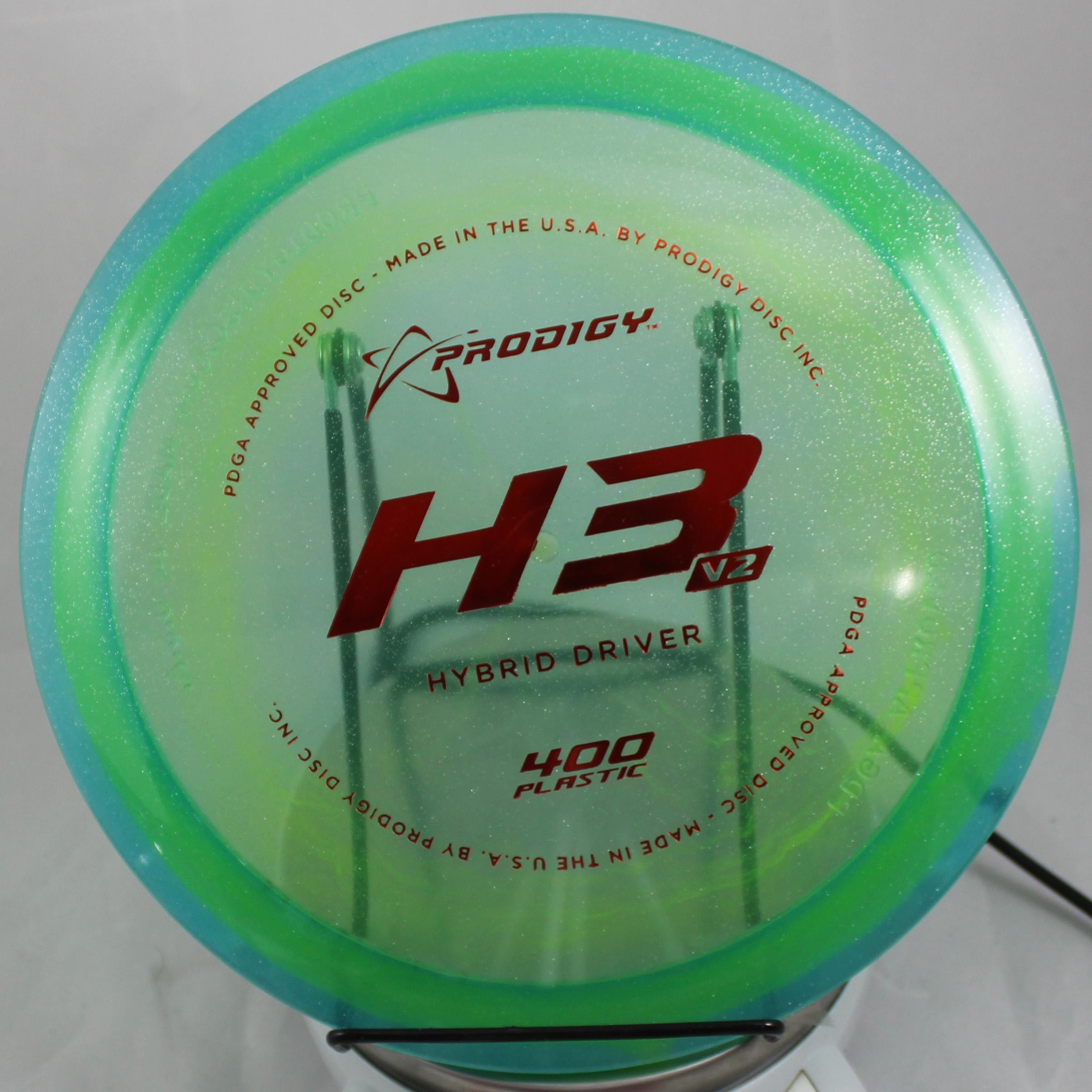 Prodigy H3 V2, 400 Glimmer