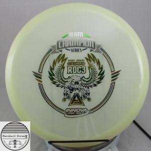 Glow Champion Roc3, AJenkins