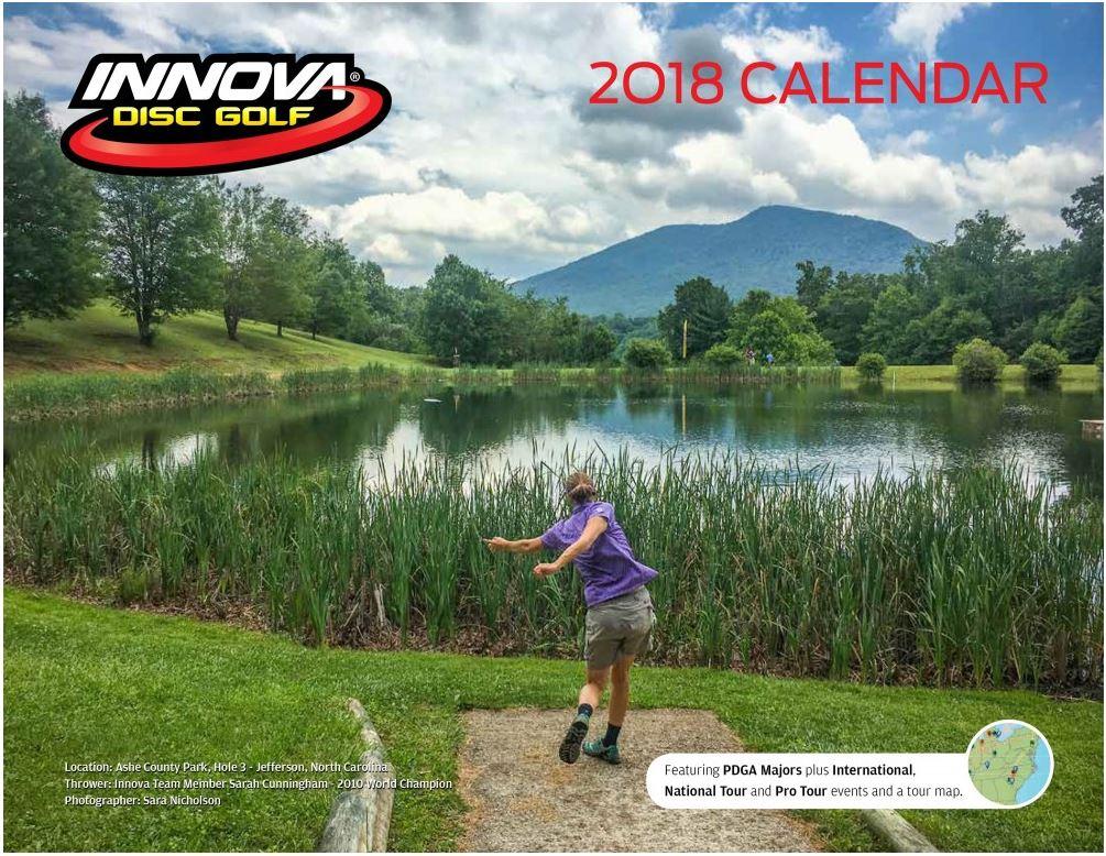 Innova 2018 Calendar