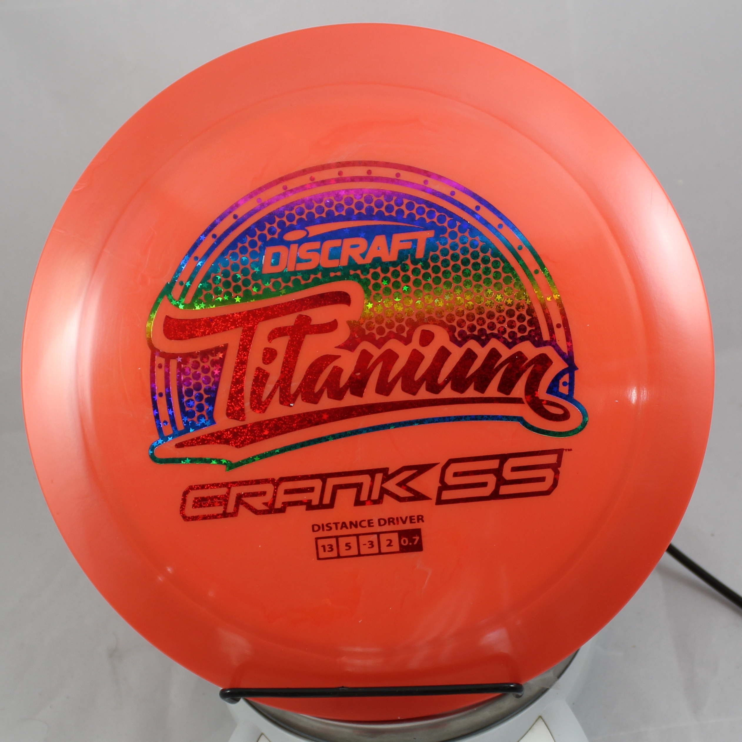Titanium Crank SS