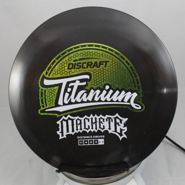 Titanium Machete