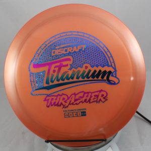Titanium Thrasher