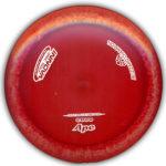 Blizzard Ape - Neon Red, 158