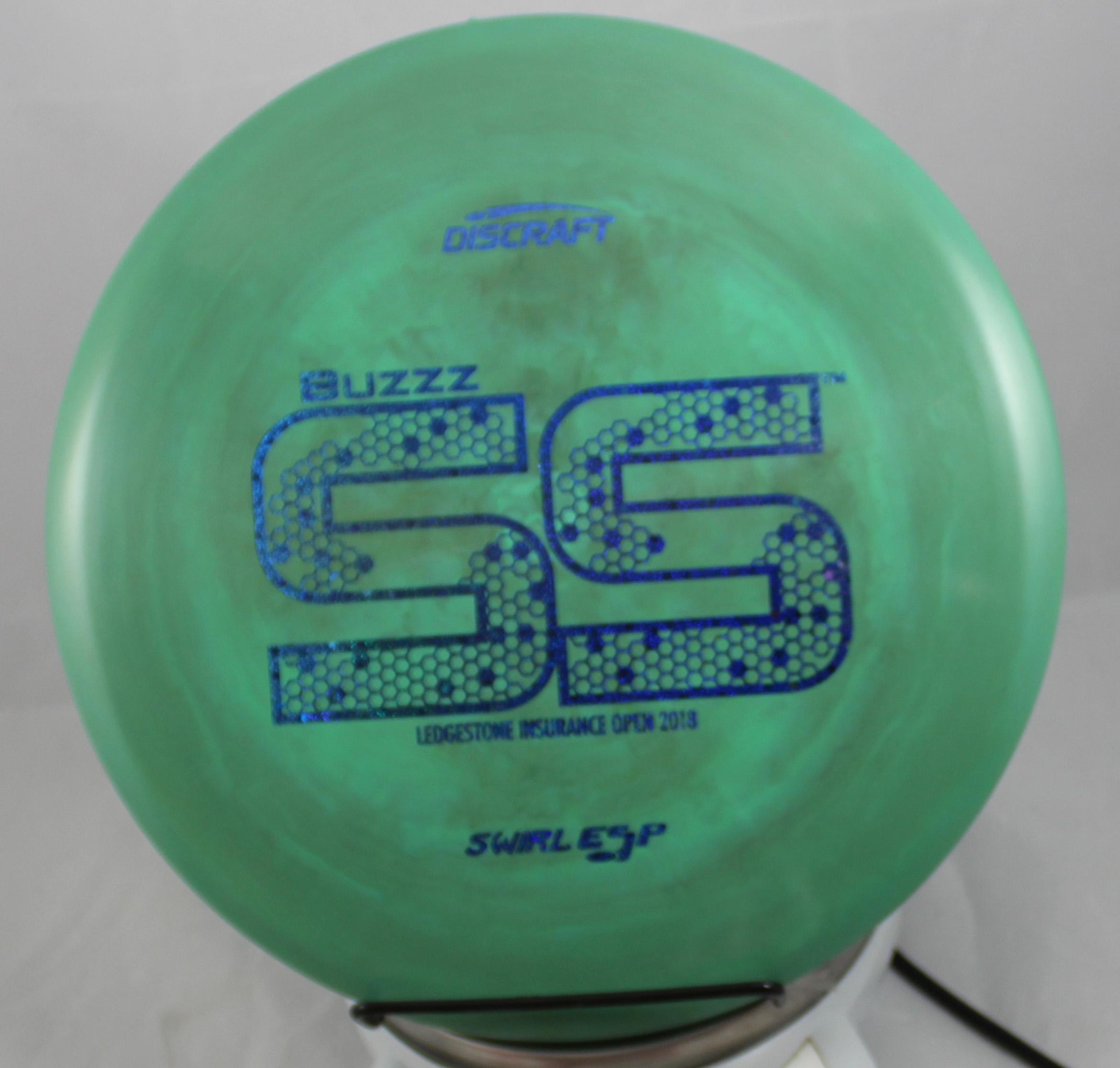 ESP Buzzz SS, Swirly 2018