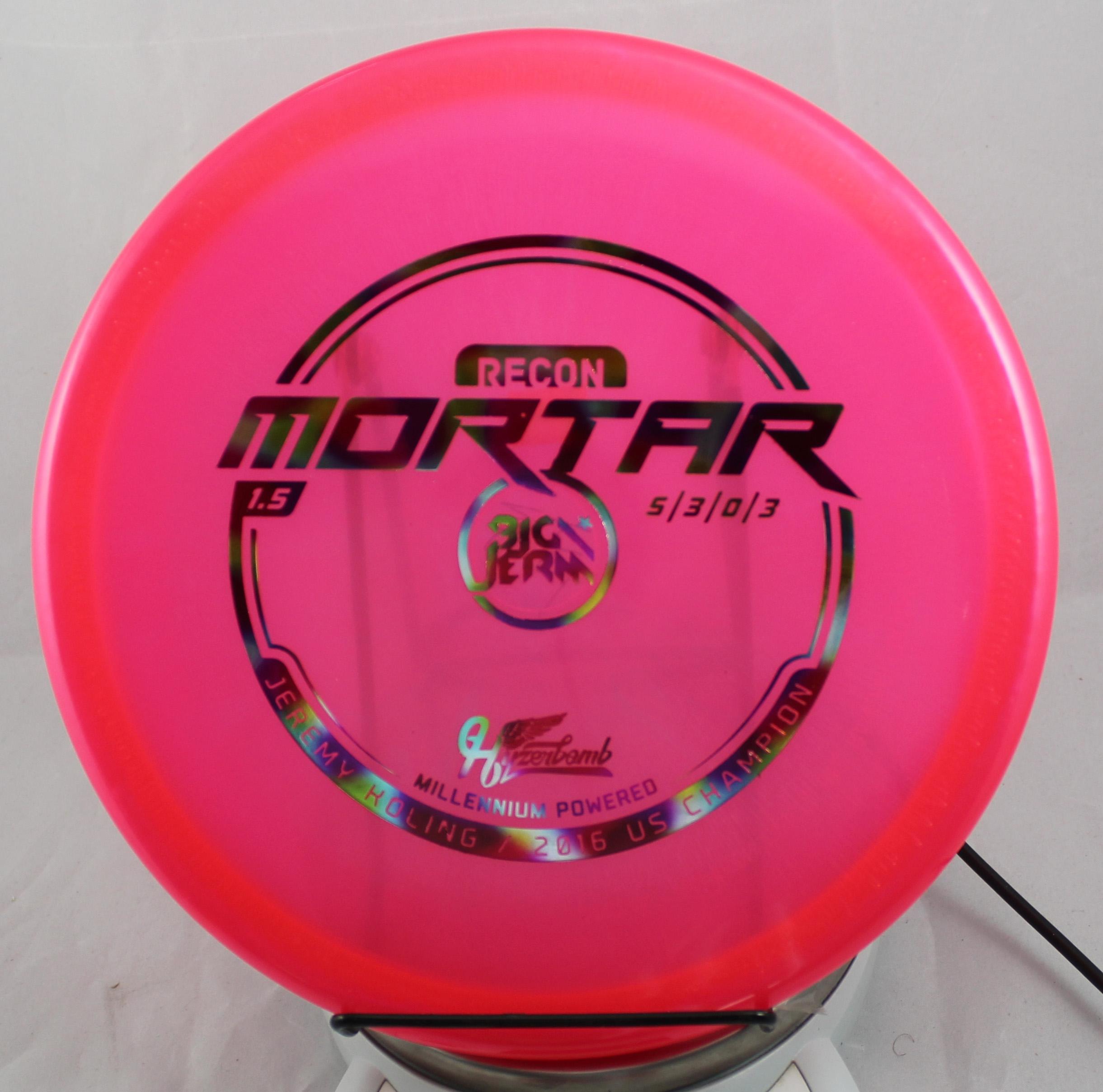 Recon Mortar, Big Jerm Run 1.5
