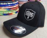 Discmania FlexFit Hat - Black, S / M