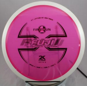 2K Opto-G Fuji, 1st Run