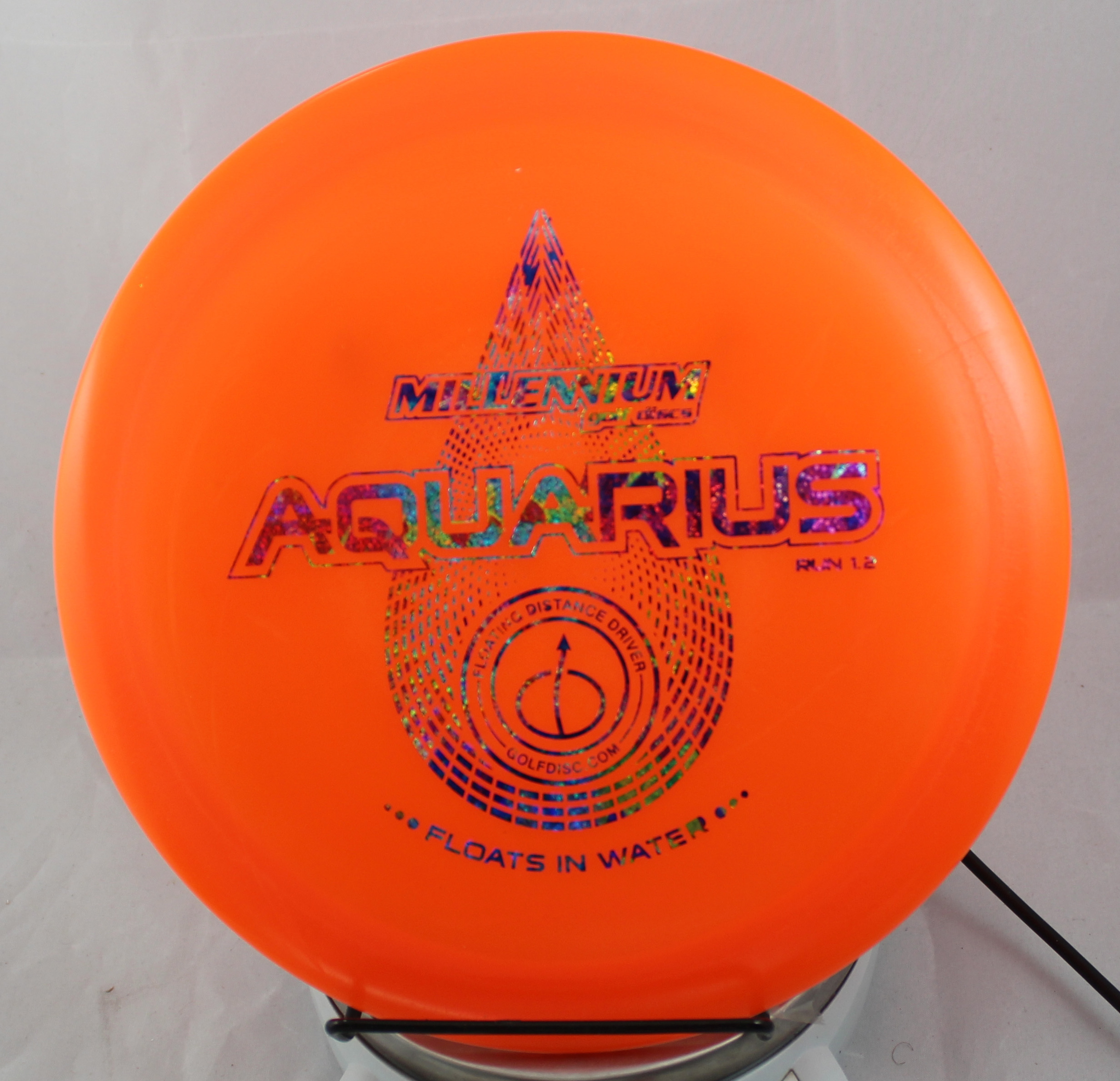 Aquarius, Run 1.2