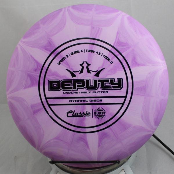 Classic Soft Burst Deputy