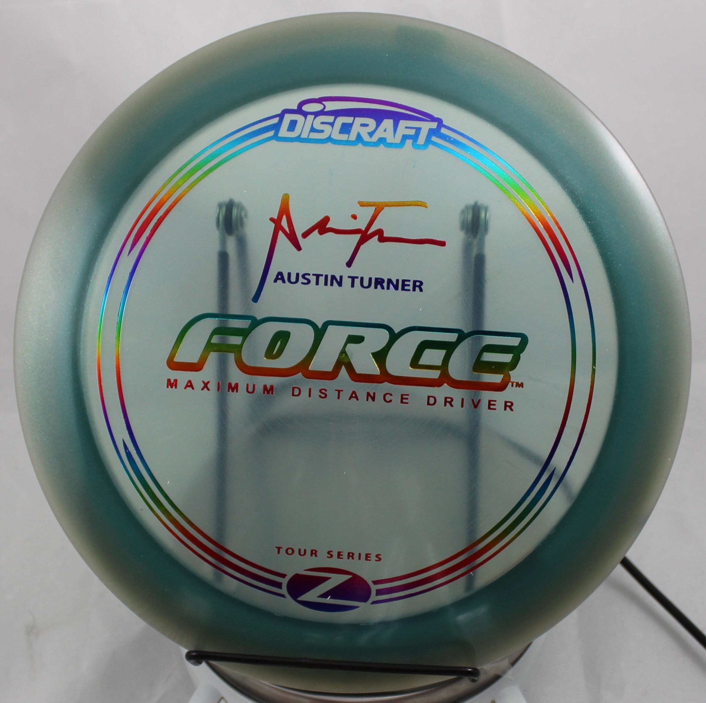 Z Force, Austin Turner