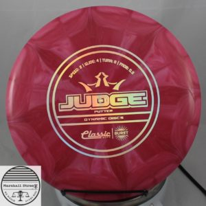 Classic Soft Burst Judge
