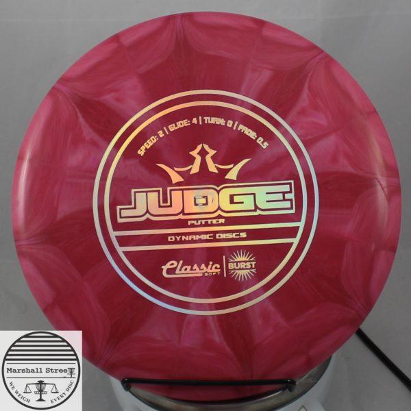 Classic Soft Burst Judge