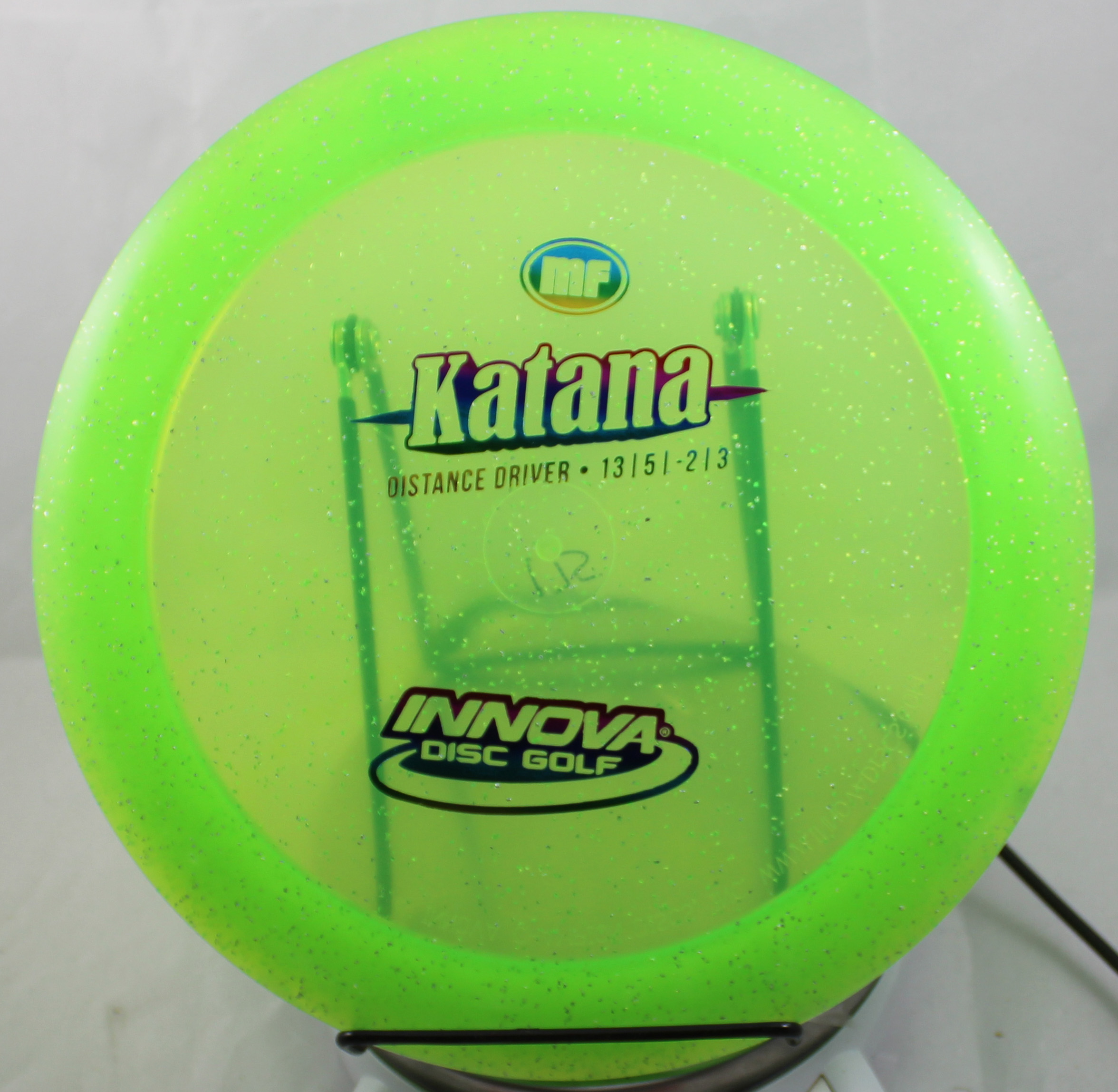 Champion Metal Flake Katana