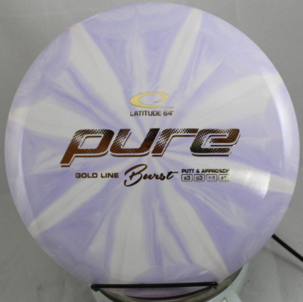 Gold Line Burst Pure