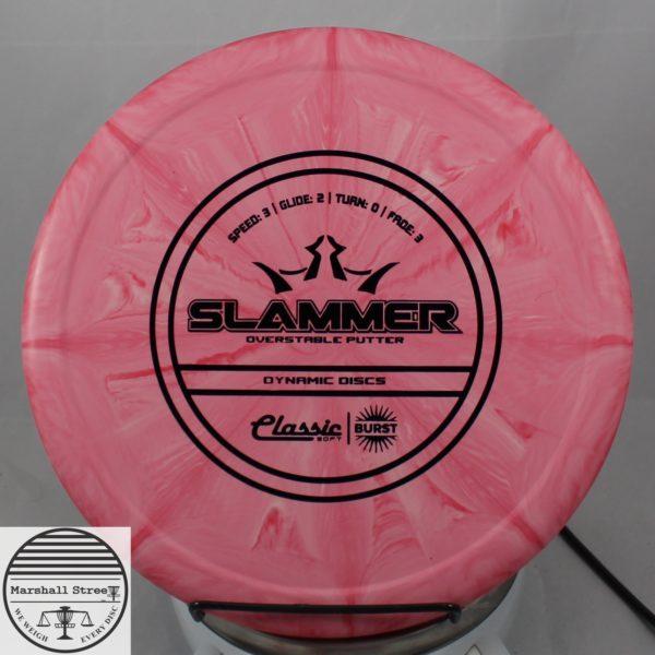 Classic Soft Burst Slammer