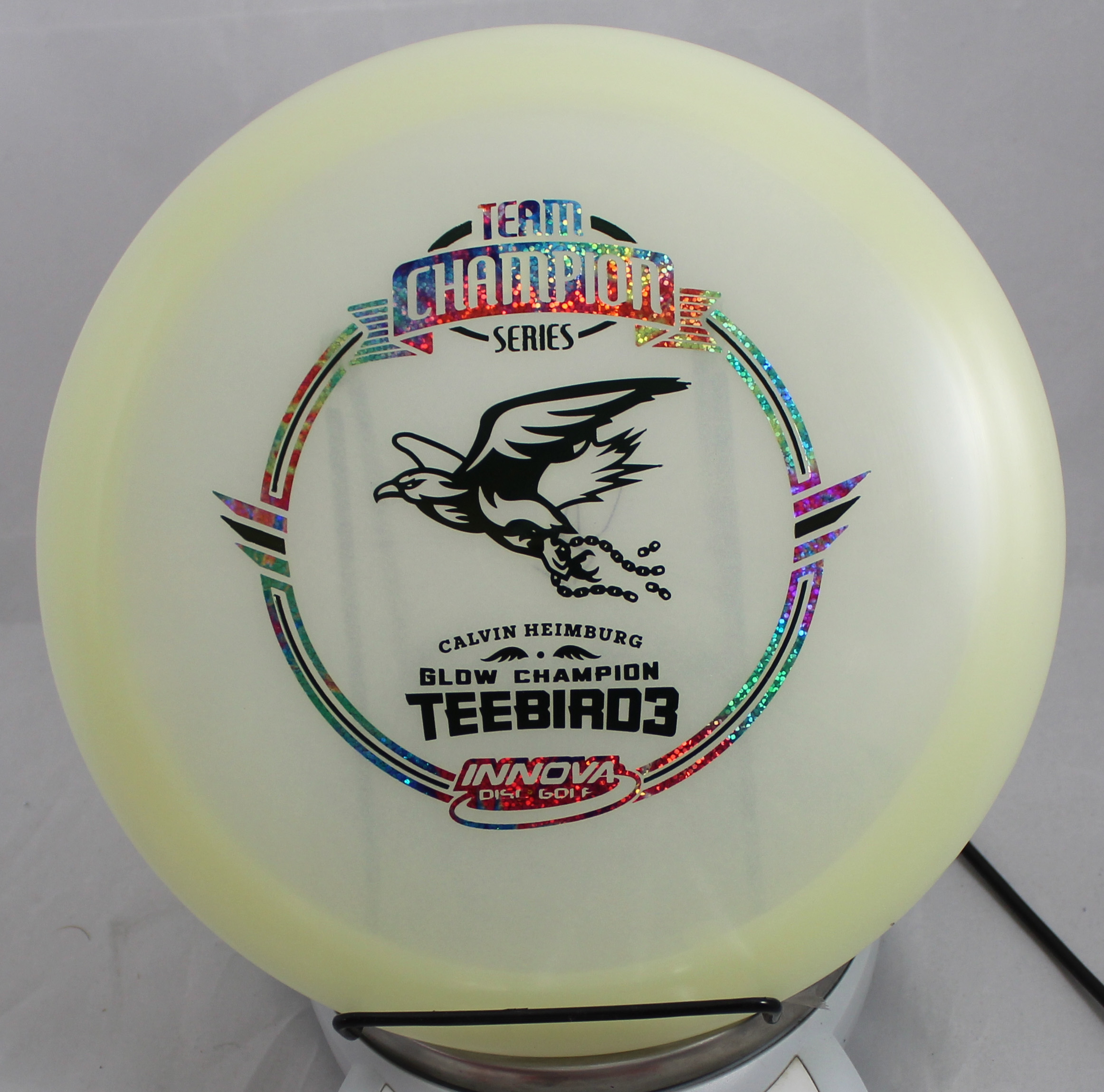 GlowChampion Teebird3, Heimburg