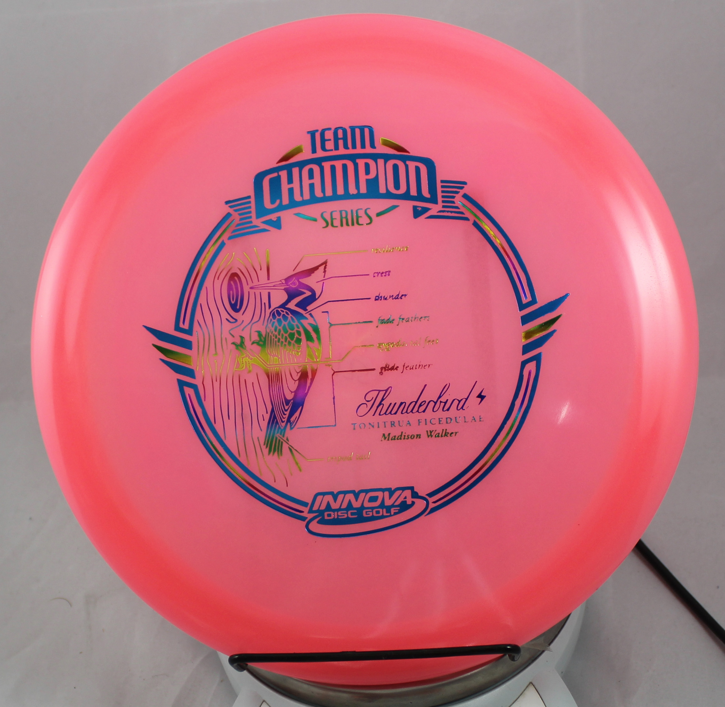 Color Glow Champion Thunderbird