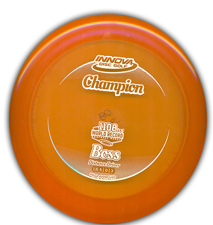 Champion Boss, 1108 Stamp