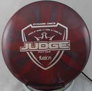 Fuzion Judge, Burst