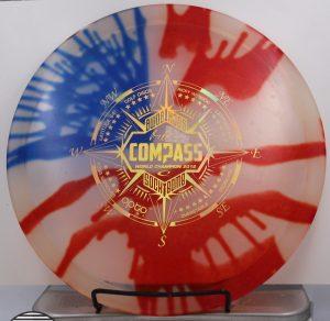Tie-Dye Opto Compass, Wysocki