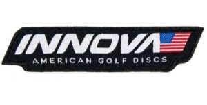 Innova USA Golf Discs Patch
