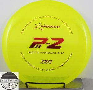 Prodigy PA2, 750