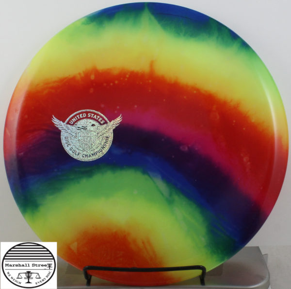 Tie-Dye Champ Glow Roc, USDGC