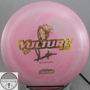 ESP Glow Vulture, Austin Turner