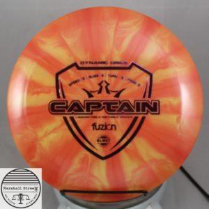 Fuzion Burst Captain