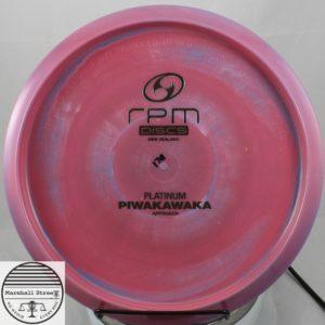 Platinum Piwakawaka