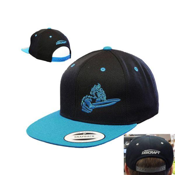 Crank Flat Bill Snap Hat