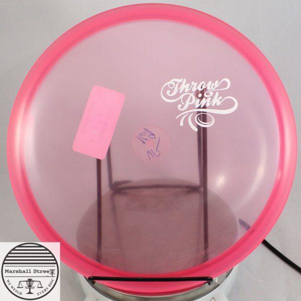 Champion VRoc, Throw Pink