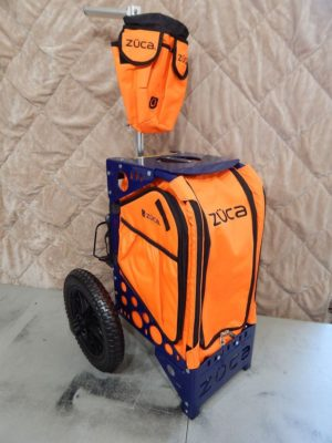 ZUCA Disc Golf Cart Bag