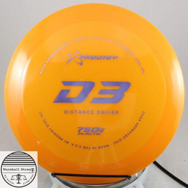 Prodigy D3, 750G