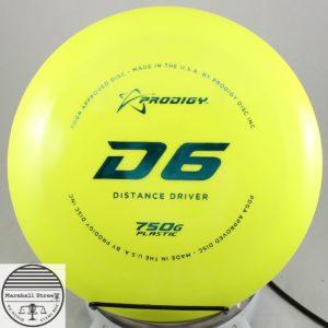 Prodigy D6, 750G