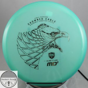 Glow C-Line MD3, Crowned Eagle