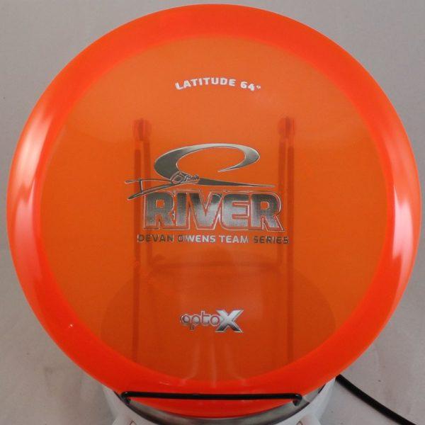 Opto-X River, Devan Owens
