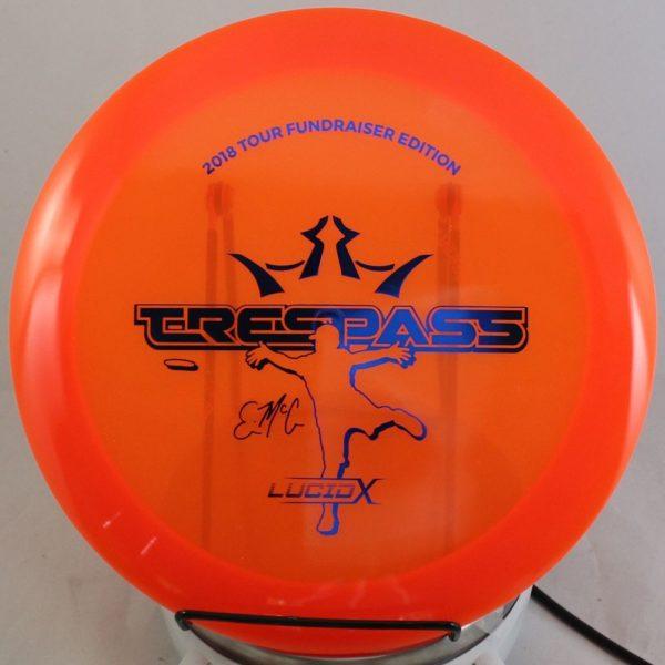 Lucid-X Trespass, EMac