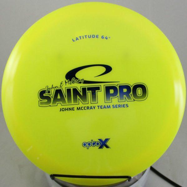 Opto-X Saint Pro, JohnE McCray
