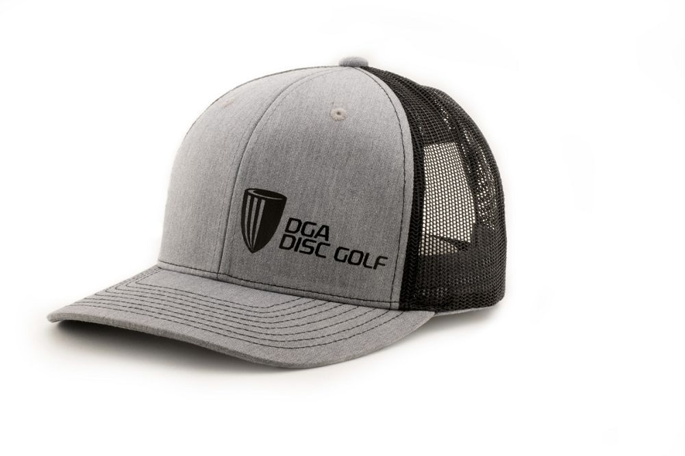 6d30495a452fbb DGA Mesh Curved Bill Snapback • Marshall Street Disc Golf