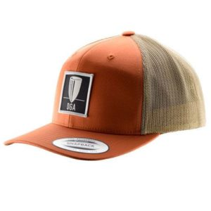 DGA Patch Curved Bill Snapback