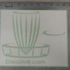 DGA Basket Vinyl, Large - Green
