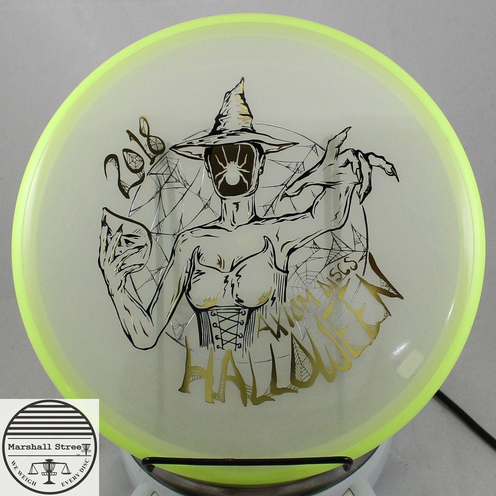 Mvp 2020 Halloween Disc Eclipse Envy, 2018 Halloween • Marshall Street Disc Golf